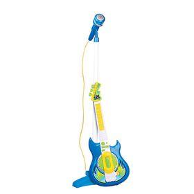 guitarra-con-botones-y-microfono-de-pie-love-7365-color-celeste-10008252