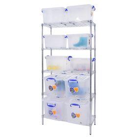 estanteria-cromada-5-estantes-liviana-90x45x180cm-ld9045180a5cr-10014558