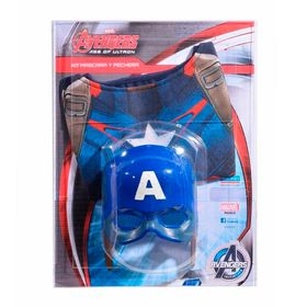 Kit-de-remera-manga-larga-y-mascara-Capitan-America-Avengers