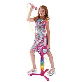 microfono-de-pie-love-7356-con-luz-el-parante-y-conexion-mp3-color-rosa-10014780