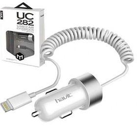 cargador-para-auto-havit-uc-282-car-charger-white-10013507