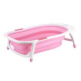 banera-para-bebe-plegable-rooby-color-rosa-10014382
