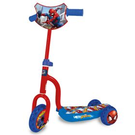 Scooter-Unibike-Spiderman