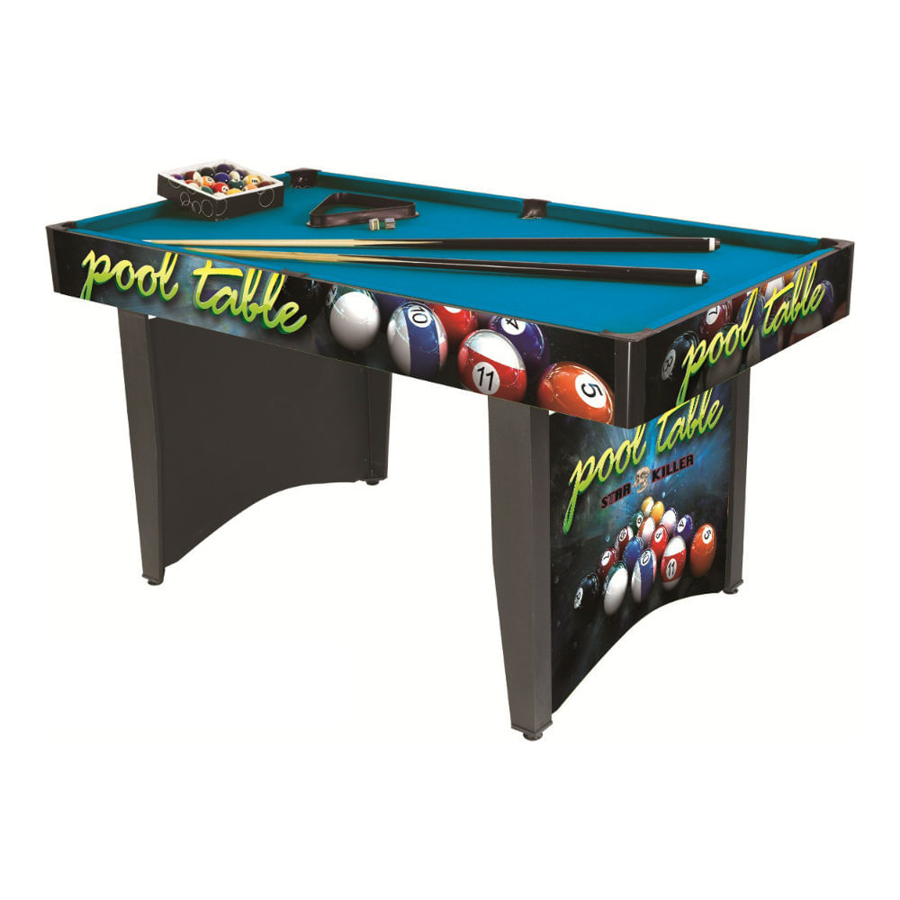 Mesa-de-Pool-Star-Killer-con-Tacos