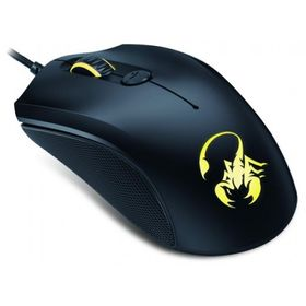 MOUSE GENIUS GAMING GX M6 400 BLACK
