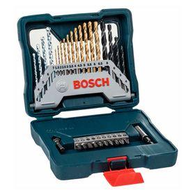 set-bosch-para-taladro-atornillador-x-line-30-piezas-310216