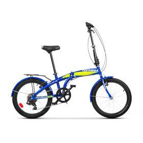 bicicleta-plegable-top-mega-folding-rodado-20-16-velocidades-azul-verde-10014660
