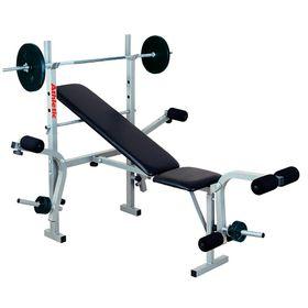 set-banco-de-pesas-barra-y-discos-athletic-50000577
