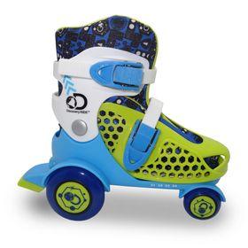 rollerspara-ninos-jeico-4-ruedas-verde-31-34-10016660