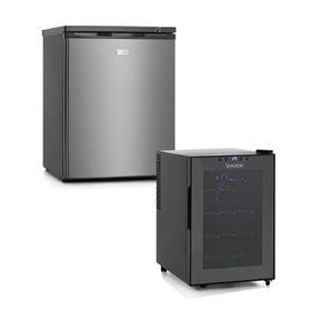 freezer-bajo-mesada-vondom-acero-4-cajones-85-lts-mas-cava-de-vinos-de-12-botellas-50000729