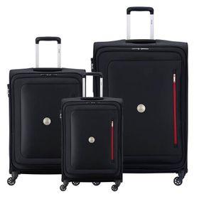 set-de-3-valijas-delsey-oural-negro-50001421