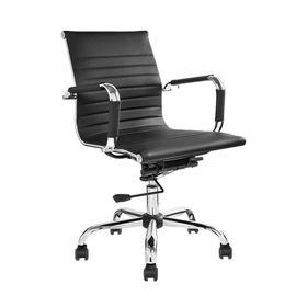 silla-aluminium-baja-cuero-negra-pack-x-2-unidades-50001552