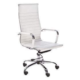 silla-aluminium-alta-cuero-blanca-pack-x-2-unidades-50001554