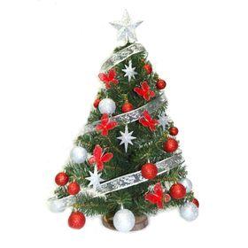 arbol-de-navidad-0-80-mts-con-adornos-rojo-plata-pie-tronco-50001857