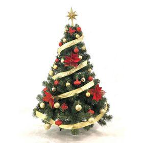 arbol-de-navidad-premium-1-30-mts-con-kit-rojo-y-oro-36-piezas-50001902