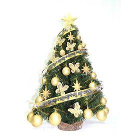 arbol-de-navidad-0-80-m-con-adornos-oro-pie-tronco-natural-50001863