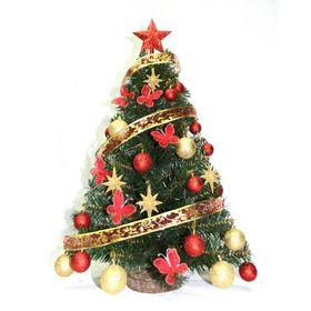 arbol-de-navidad-1-00-m-con-kit-30-piezas-rojo-oro-50001891