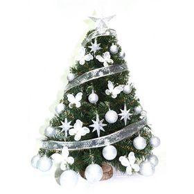 arbol-de-navidad-xl-1-00-m-con-kit-30-piezas-plata-50001872
