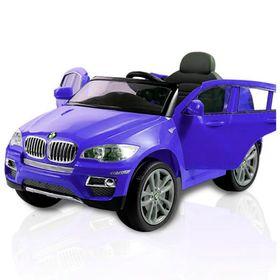 auto-a-bateria-bmw-azul-350225
