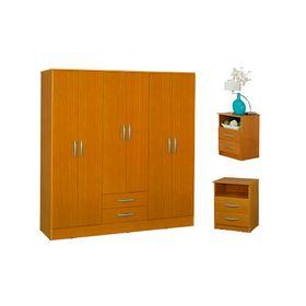 combo-mosconi-placard-26-2-mesas-de-luz-express-color-roble-10012072