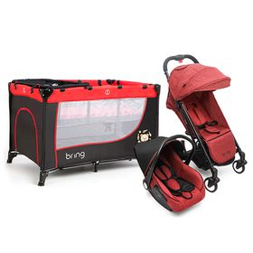 combo-practicuna-bring-6101-rojo-travel-system-bring-5205-rojo-10009816