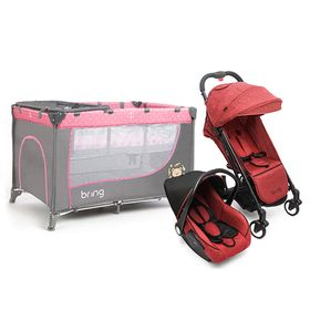 combo-practicuna-bring-6101-rosa-travel-system-bring-5205-rojo-10009812