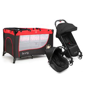 combo-practicuna-bring-6101-rojo-travel-system-bring-5205-negro-10009809