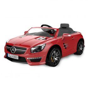 auto-a-bateria-mercedes-benz-12v-con-asiento-de-cuero-3023-color-rojo-10008086