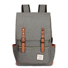 mochila-15-beurer-carga-usb-gris-50002016
