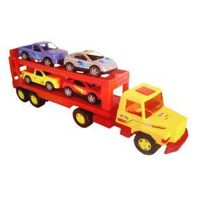 super-camion-de-carga-lionels-2-camionetas-y-2-autos-20001292