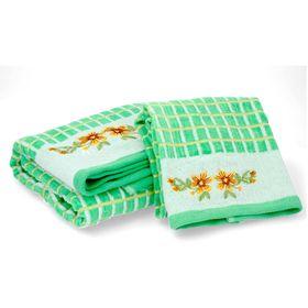juego-toalla-y-toallon-75-verde-50002750