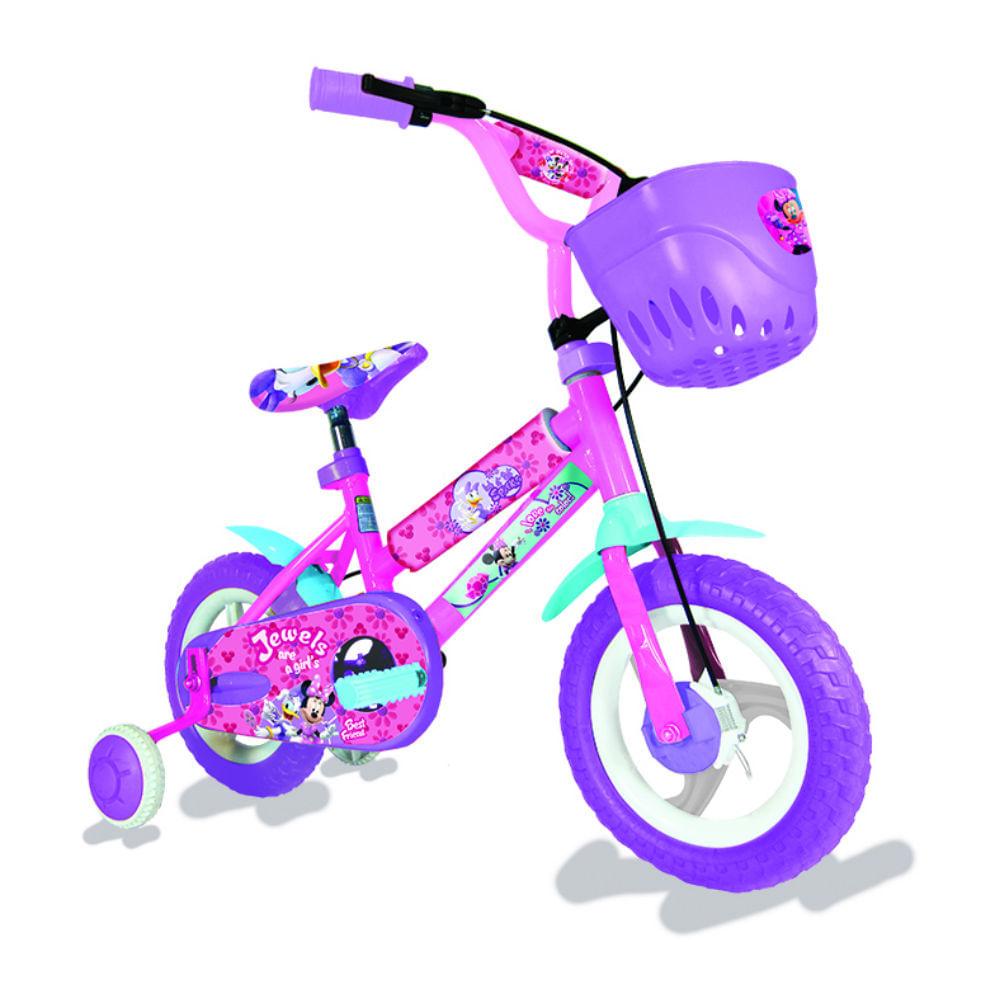 Bicicleta-Unibike-Minnie-Rodado-12--Set-de-Proteccion