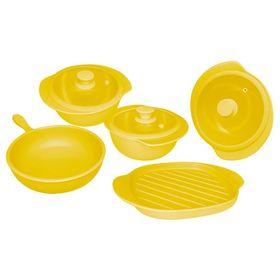 bateria-de-cocina-5-piezas-oxford-ceramica-amarilla-1128000-10013598