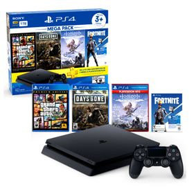 consola-ps4-1tb-days-gone-horizon-zero-dawn-gta-v-neo-versa-de-fortnite-342193