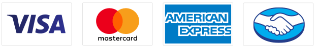 Visa | MasterCard | American Express | Mercado Pago | Cabal | Nativa | Tarjeta Naranja | TodoPago